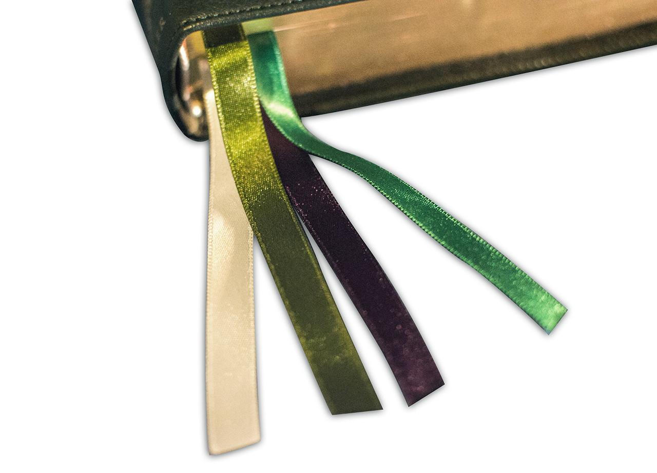 Four colour ribbons