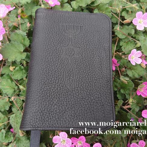 NKJV New Testament by the Gideons Rebound in Full Grain Cowhide