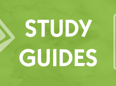 Teacher Study Guide Resources