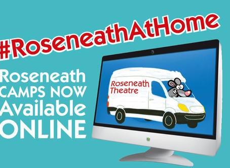 #RoseneathAtHome