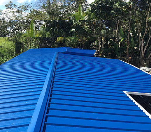Roofing contruction