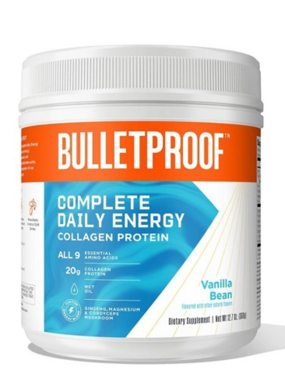Bulletproof collagen- complete daily energy collagen protein