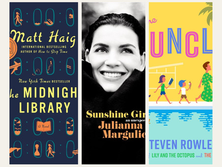 Best Books to Read Summer 2021