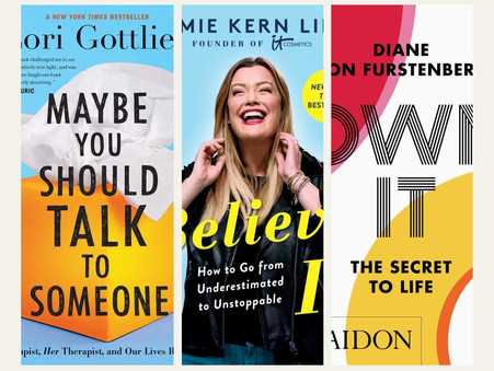 The Best Self-Help Books For Women 2021