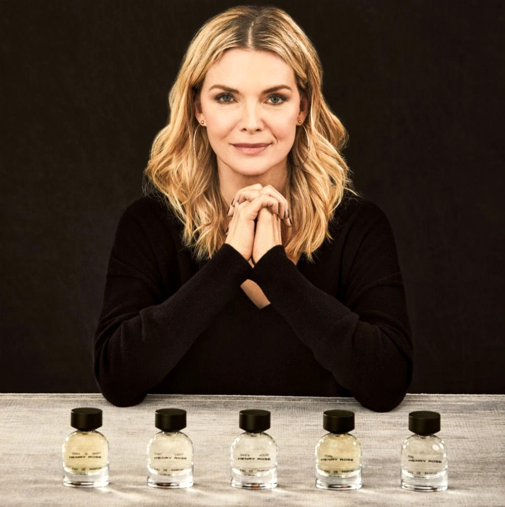 Henry Rose Natural Perfume by Michelle Pfeiffer