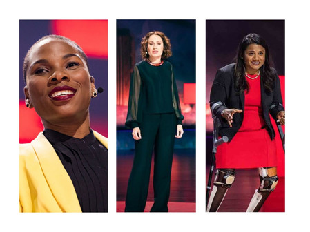 Favorite Inspiring Ted Talks for Women