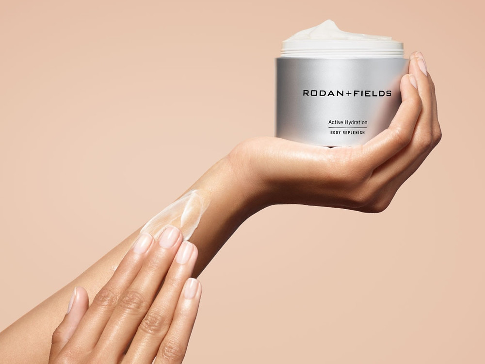 The Best Body Cream! Rodan + Fields Active Hydration Body Replenish