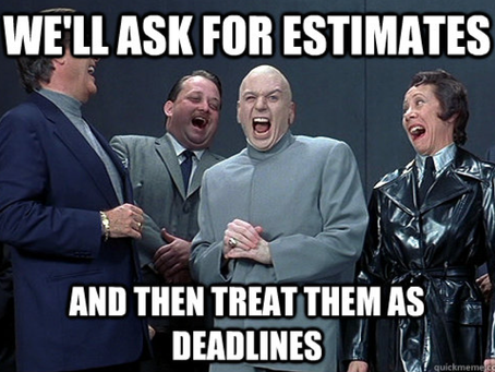 The 6 Phases of a Commercial Construction Estimate.