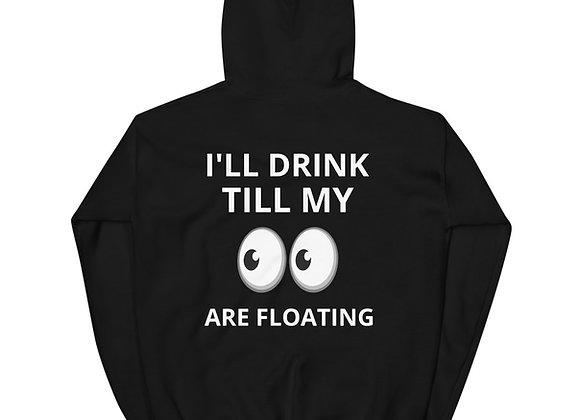 Floating Eyeballs Hoodie