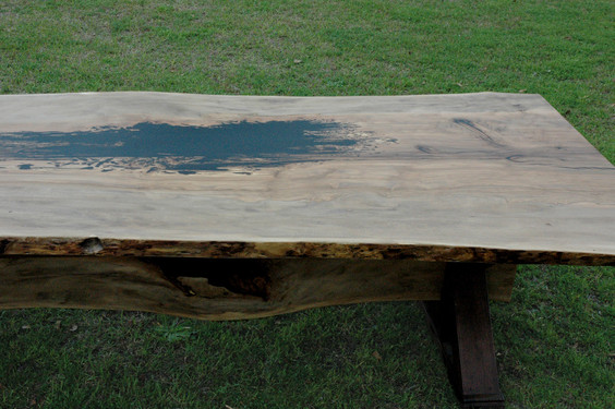 Sweet Gum Dining Table