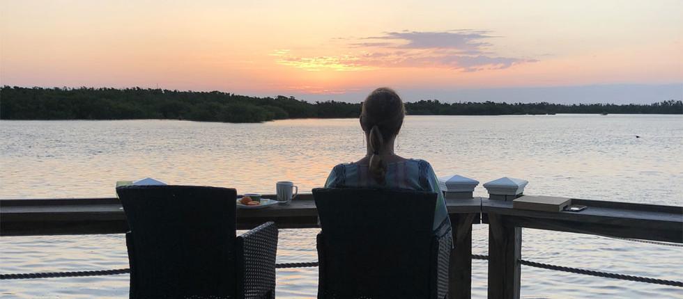 Breakfast Sunrise