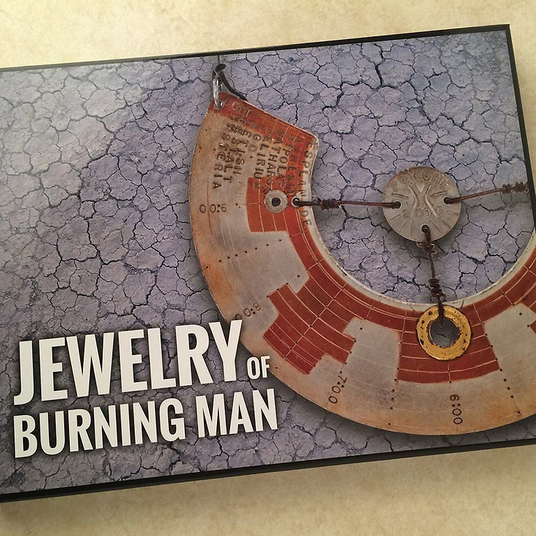 Lecture: The Jewelry of Burning Man with Karen Christians