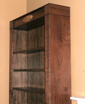 Black Walnut Bookcase
