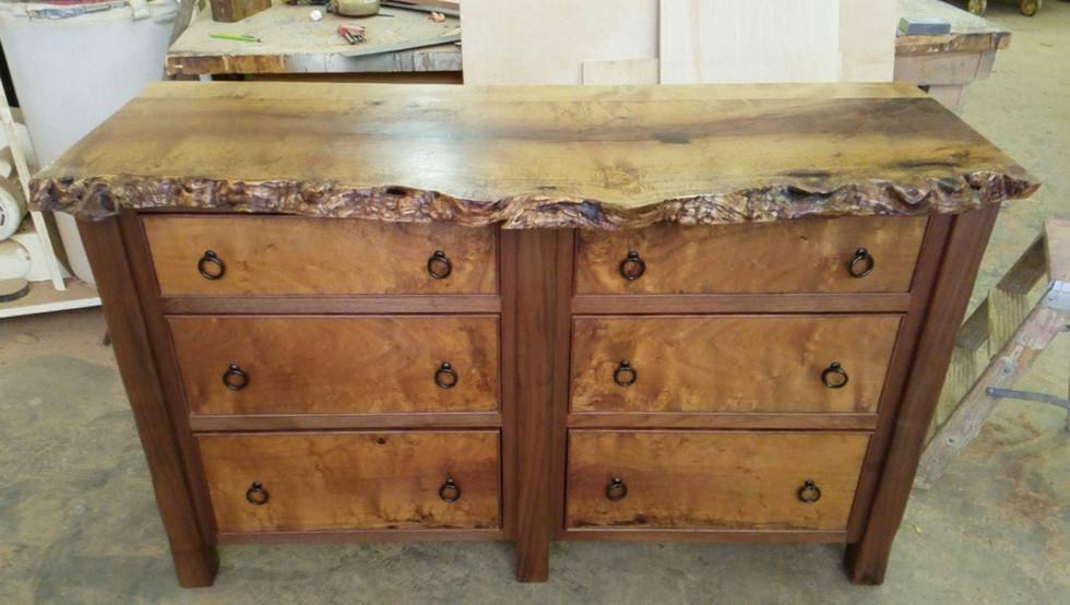 Mesquite Dresser