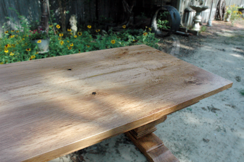 Live Oak Dining Table