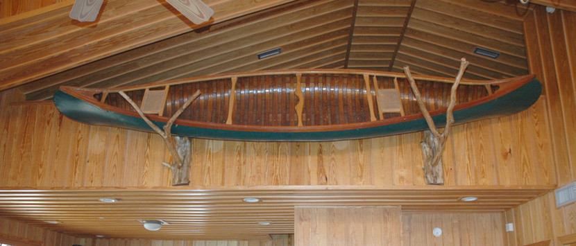 Canoe Cedar Limb Bracket