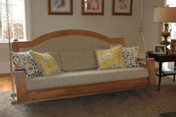 Maple Swing Couch