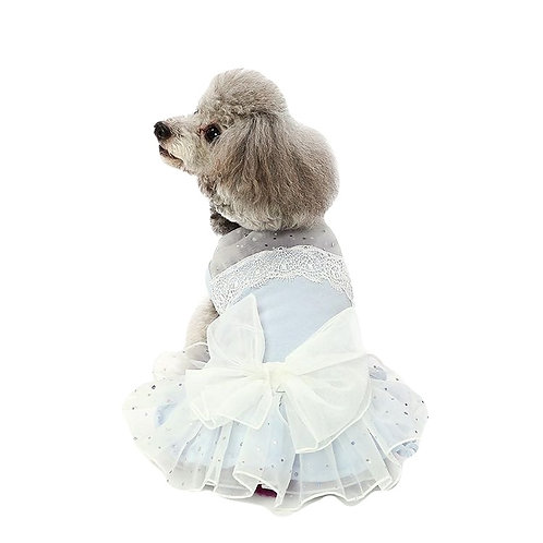 Dog Wedding Dress GGfly Pet Outfit Customize Service