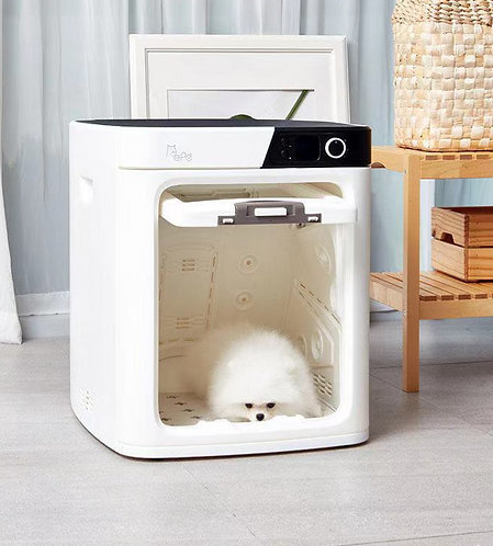 Pepe Pet Drying Box, Quick-Drying, safe and noisy free with hair vacuum