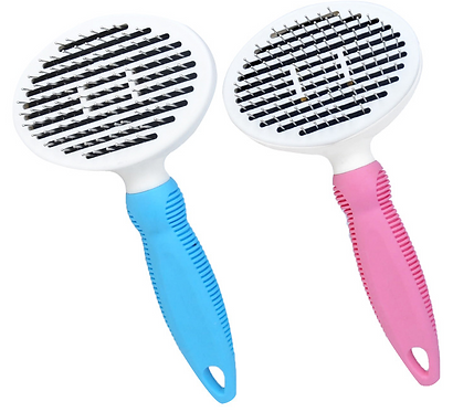 SELFCLEANING PET DESHADING COMB