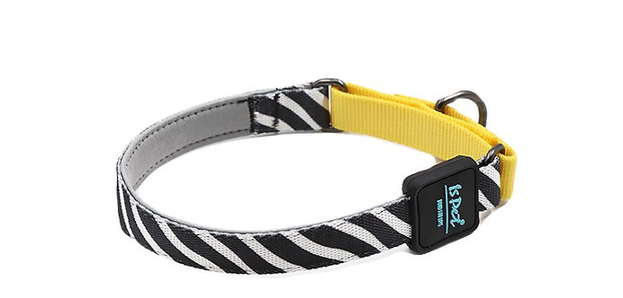 ISPET CoolPRINT P Collar - Zebra