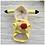 Thumbnail: Pokemon Pichachu Dog / Cat Custome Halloween Outfit Assorted Size fit rabbit