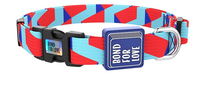 ISPET Printed Collar