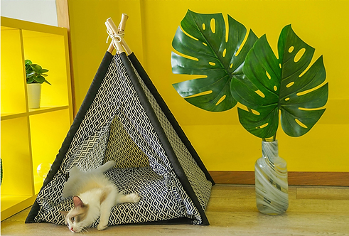 ZEZE LITTLE DREAM CAT TIPI