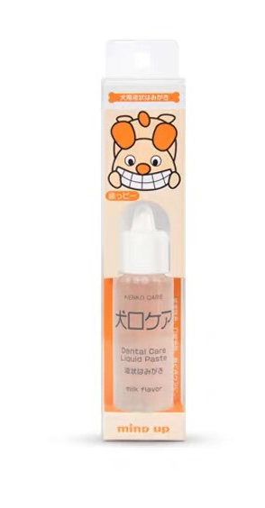 MIND UP LIQUID TOOTH PASTE FOR DOGS
