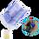 Thumbnail: CATIT CONER MASSAGE BRUSH