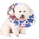 Thumbnail: PROTECTIVE DOG ELIZABATH CONE PURE COTTON MAKING SPECIALY MADE FOR PUPPY