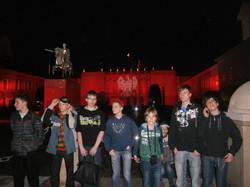 Pod Pałacem Prezydenckim