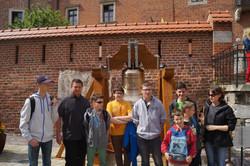 Wawel - dzwon św. Jana Pawła II