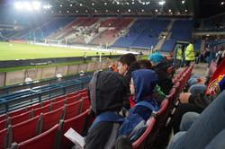 Mecz Wisły Kraków