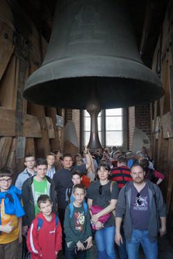 Wawel - dzwon Zygmunta