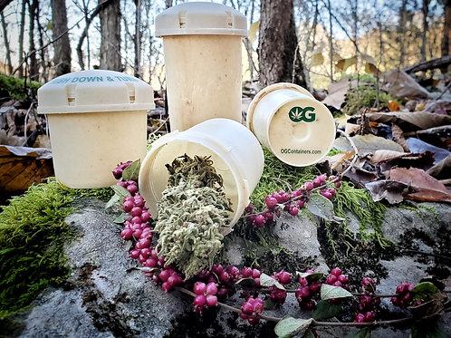 OG Hemp Plastic Containers