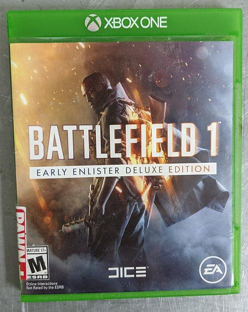 Battlefield 1 Game - Xbox One - Washington