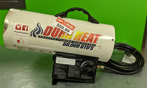 DuraHeat 60000 BTU Propane Heater - Washington