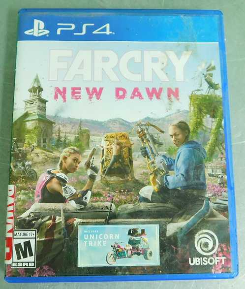 PS4 Game - Far Cry : New Dawn - Washington