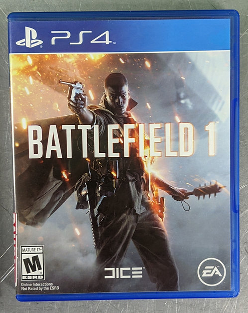 Battlefield 1 Game - PS4 - Washington