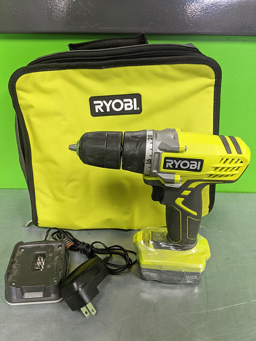 Roybi Hjp003Drill With Charger and Bag