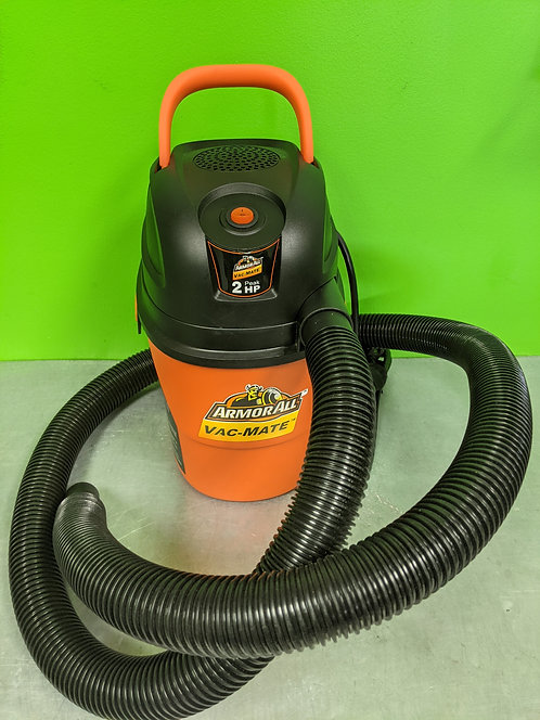 Armor-All Vac Mate 1.5 Gal Wet/Dry Vacuum with Hose