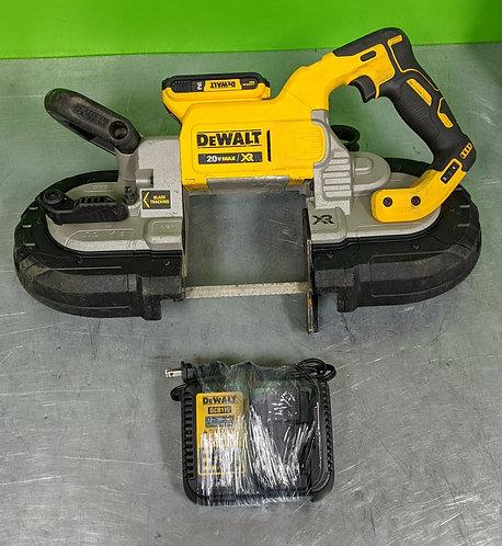 DeWalt Cordless BandSaw with 1 Battery & Charger - DSC374 - Washington