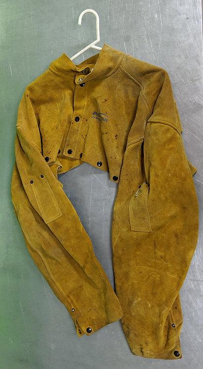 Leather Welding Sleeves - Washington