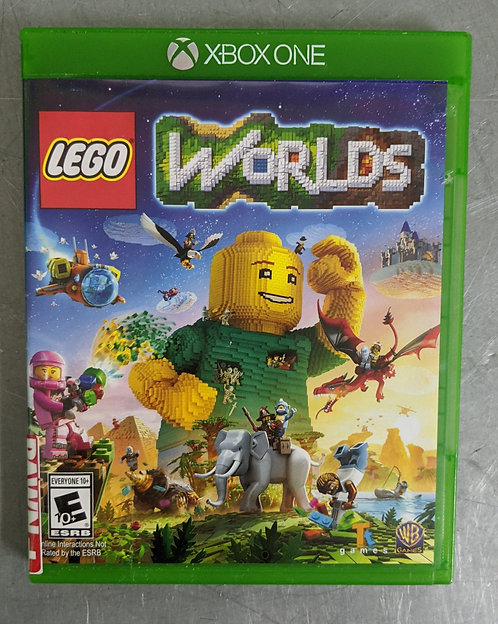 Lego Worlds Game - Xbox One - Washington