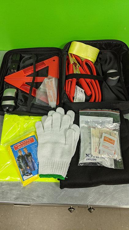 Roadside kit in Black Case