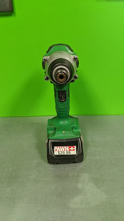 Cordless Impact Driver With Battery