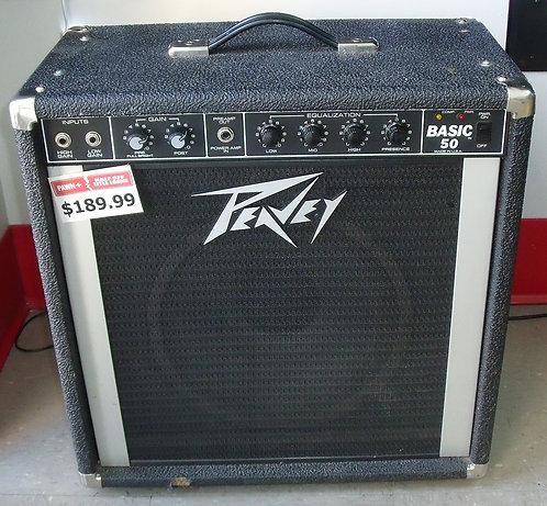 Peavey Basic 50 Bass Amp (50 watt) - Washington