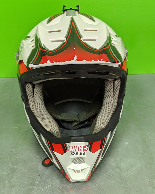 Yohe Motocross Helmet - A623 - Size Large - Washington