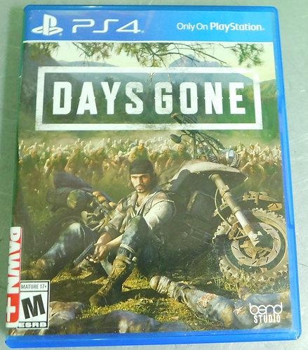 PS4 Game - Days Gone - Washington